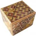 Boite Puzzle 6 pièces Himitsu Bako