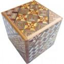 Boite 10 mouvements / 2 suns Cube