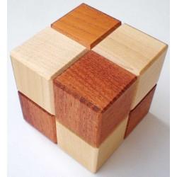 Boite Karakuri Cube 5 mouvements / 2.5 suns