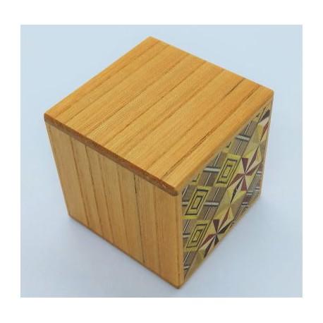 Boite 4 mouvements / 2 suns Cube et tiroir